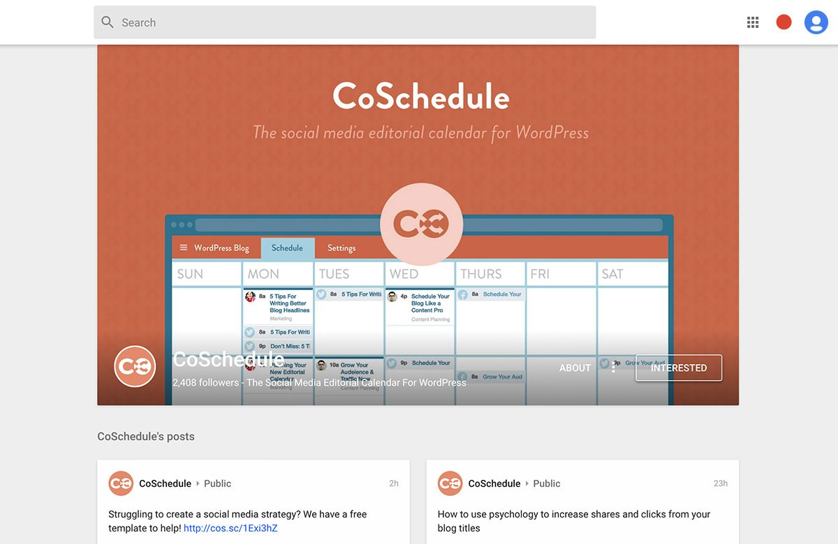coschedule full google plus cover photo