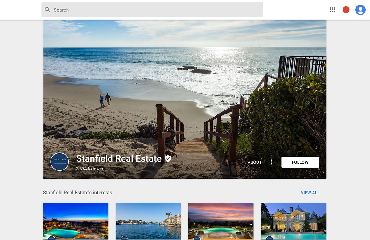 stanfield real estate full google plus cover photo