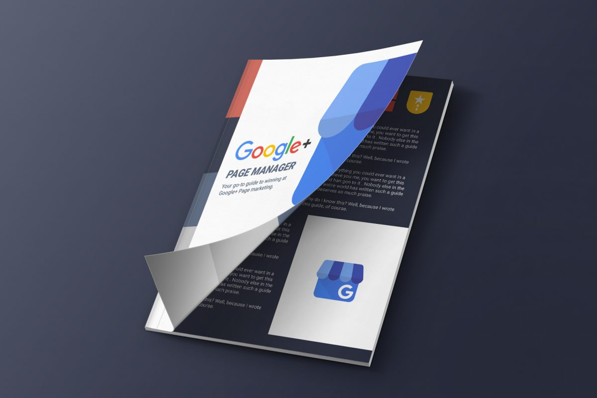 google+ page manager guide