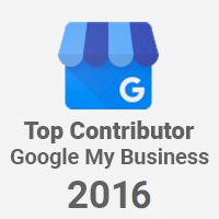 Google My Business Top Contributor