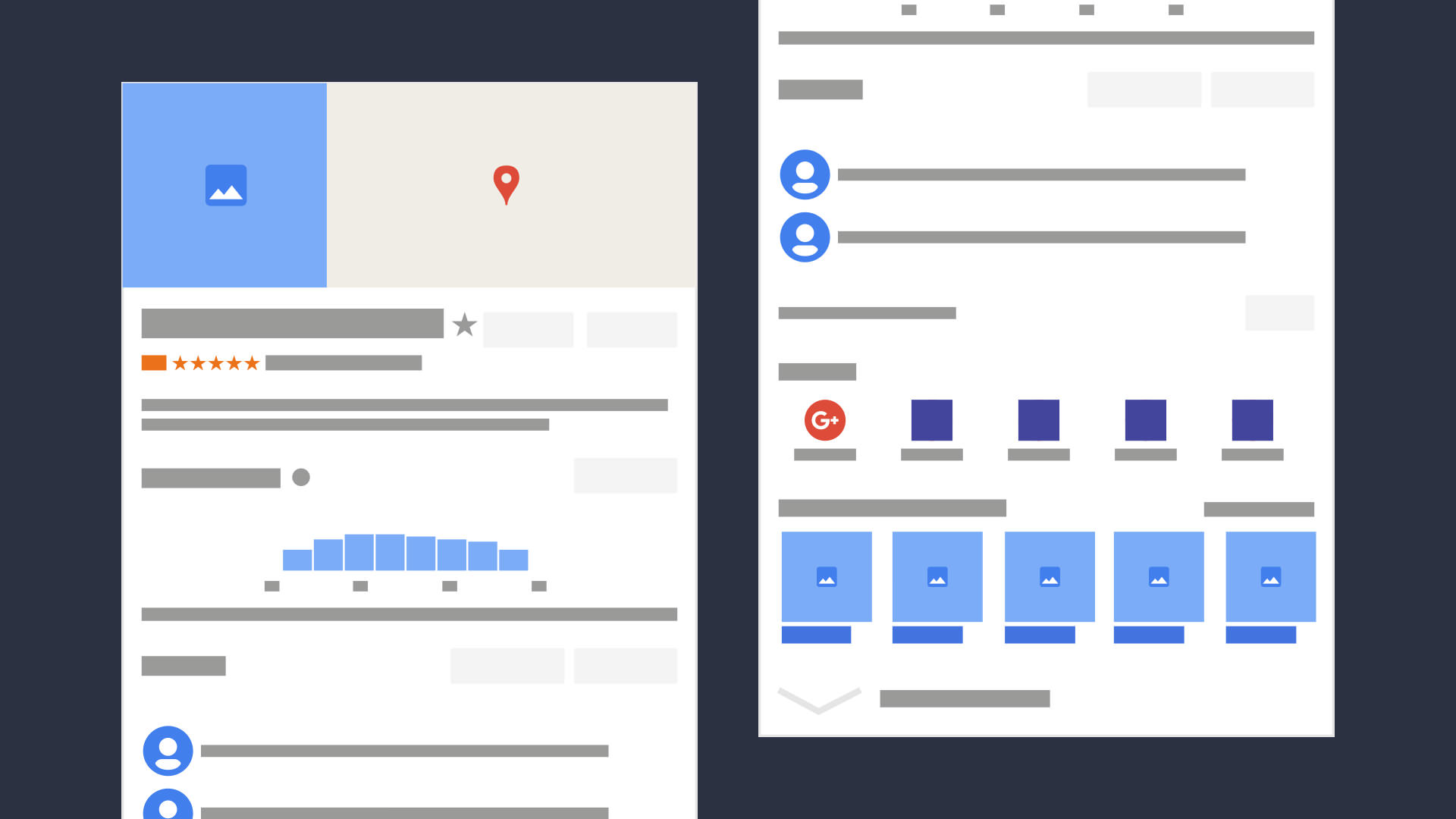 Anatomy of the Google Knowledge Panel for Local Brands - Steady Demand