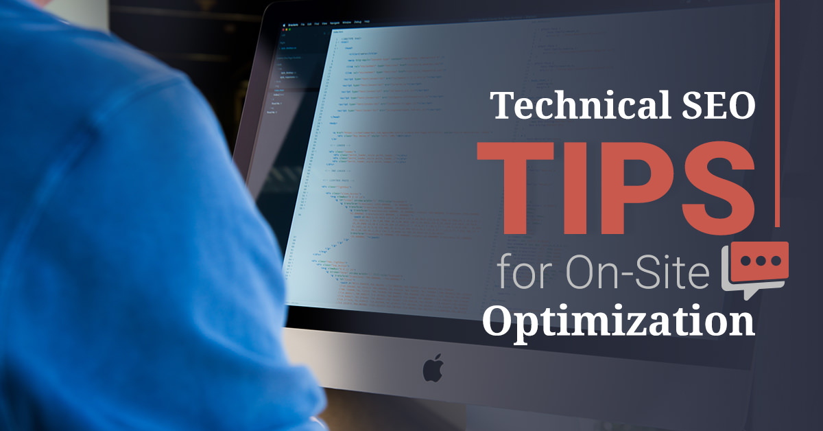 Technical SEO Tips for On-Site Optimization