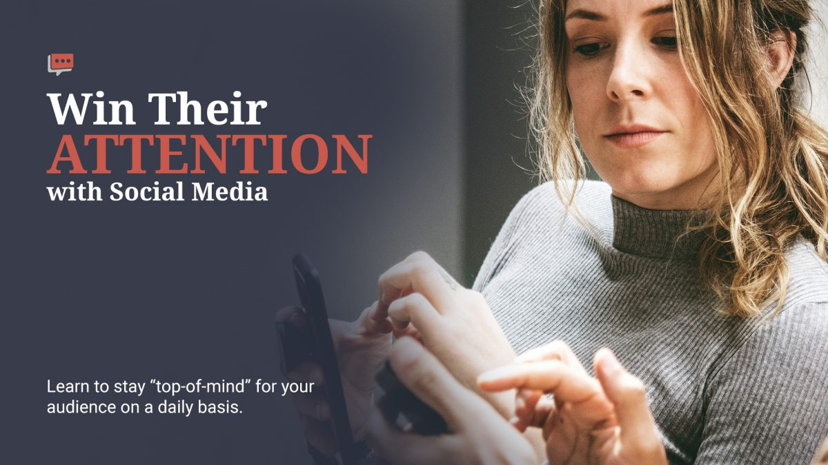 win attention on social media