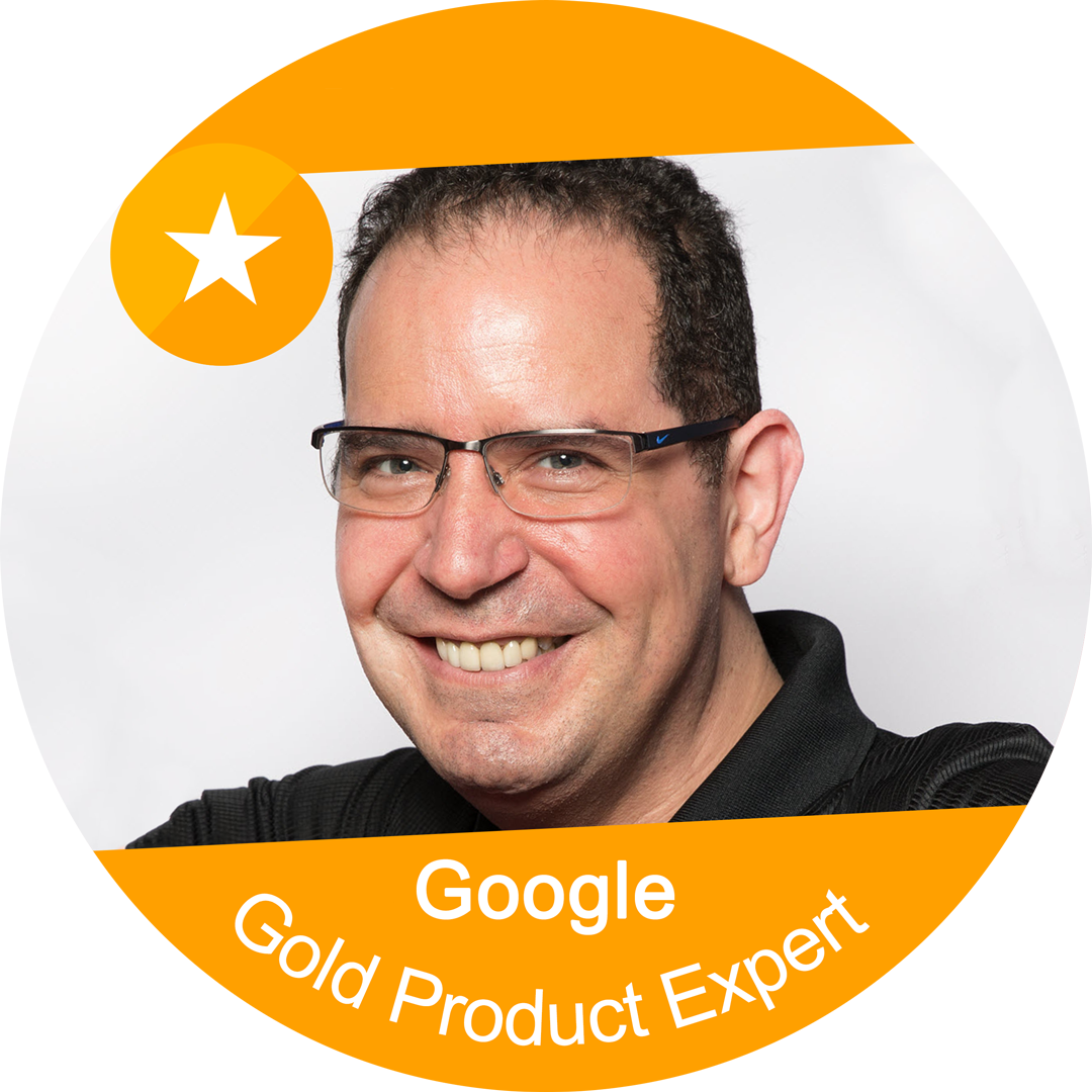 google my business gold product expert